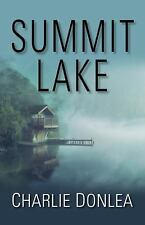 Summit Lake, Donlea, Charlie, Good Condition, Book