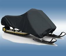 Sled Snowmobile Cover for Ski Doo Bombardier Grand Touring Fan 380 2001