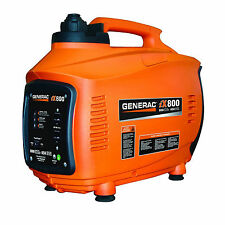 Generac 5791 iX800 800 Watt Portable Gas Powered Digital Inverter Generator