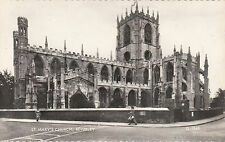 St. Mary's Church, BEVERLEY, Yorkshire RP