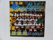 RINO RIVERS GROUP Allez Mulhouse FOOTBALL FOOT