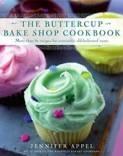 Buttercup Bake Shop Cookbook-ExLibrary