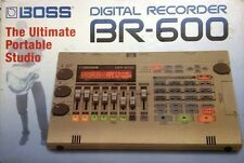 Boss BR-600 Digital Recorder w/ Soft Case,1GB Storage Card, OneSpot Power Supply