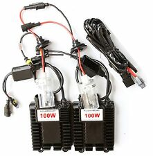 12V 100W Xenon HID Light Kit H1 H3 H7 9005 9006 4300K 6000K 8000K truck vehicle