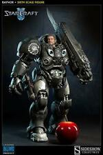 Sideshow Blizzard Starcraft II Jim Raynor 1/6 Figure IN STOCK