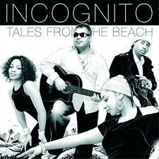 INCOGNITO - TALES FROM THE BEACH 2 VINYL LP NEU