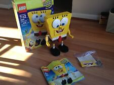 LEGO Set 3826 Nickelodeon Spongebob Build-A-Bob Complete With Instructions & Box