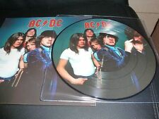 LP..AC/DC.PICTURE.HIGHWAY TO MUNICH.14/05/2001+COVER. LIMITEE.NEUF
