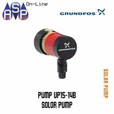 GRUNDFOS COMFORT UP15-14B PM DOMESTIC BOOSTING CIRCULATOR HOT WATER PUMP-SOLOR