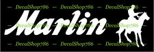 Marlin Firearms - Hunting/Outdoor Sports - Vinyl Die-Cut Peel N' Stick Decals