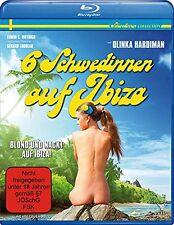 6 Schwedinnen auf Ibiza (Schwedinnen Collection) [Blu-ray]  * NEU & OVP *