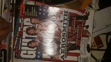 Guitar World Magazine MAY 2001 COLDPLAY AEROSMITH  FUEL at the DRIVE IN TAB BOOK
