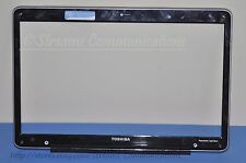 "TOSHIBA Satellite A505 Series, A505-S6033 16"" Laptop LCD BEZEL w/ Webcam Port"