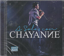 CD - Chayanne NEW A Solas Con CD / DVD - FAST SHIPPING !