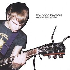 Rumors Laid Waste [EP] by The Blood Brothers (CD, Feb-2003, Luckyhorse Industrie
