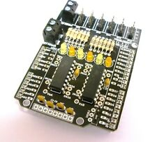 Arduino Motor Shield L293D Servo Module For Arduino, ATMega328p PICAXE UK Seller