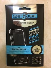 Gadget Guard Samsung Galaxy Note 5 Tempered Glass Black Ice Screen Protector