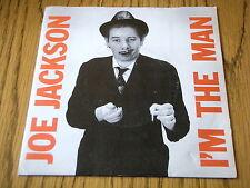 """JOE JACKSON - I'M THE MAN     7"""" VINYL PS"""