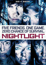 NIGHTLIGHT new release Horror dvd TAYLOR MURPHY Carter Jenkins CHLOE BRIDGES