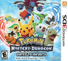 Pokemon Mystery Dungeon: Gates to Infinity - Nintendo 3DS Game
