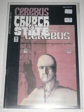 Cerebus Church & State #26 VF Aardvarkvanaheim Feb 1992