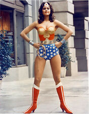 "Wonder Woman Lynda Carter, 14 x 11"" Photo Print"