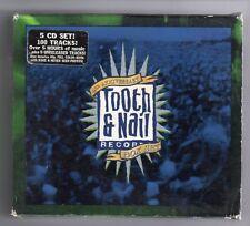 (HA147) Tooth & Nail Records - 4th Anniversary Box Set - 1997 Boxset CD