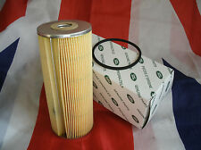 Land Rover series 1 2 3 1948 to 1980. O/E TYPE ENGINE OIL FILTER paper element