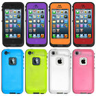 Water proof Waterproof Snowproof Shockproof Dirtproof Case Cover for iPhone 5 5S
