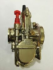 GY6 PERFORMANCE 32MM CARBURATOR 2 & 4 STROKE RACING 150CC 250CC POWER JET GOLD