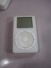 Vintage! Apple iPod 1st Generation Classic M8541 5GB