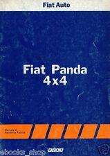 MANUALE OFFICINA ASSISTENZA TECNICA FIAT PANDA 4x4 ZFA141 A112B1 965 cc