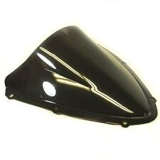 06 07 Suzuki GSXR600 GSXR750 K6 Dark Smoke Double Bubble Windshield Wind Screen