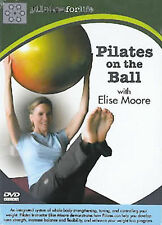 Pilates on the Ball with Elise Moore (DVD)