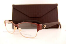 Brand New GUCCI Eyeglass Frames 4264 LQI 0LQI Copper/Gold Women 100% Authentic