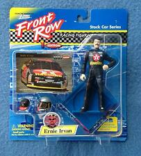 ERNIE IRVIN FRONT ROW RACING FIGURE JOHNNY LIGHTNING STOCK CAR SERIES 1997