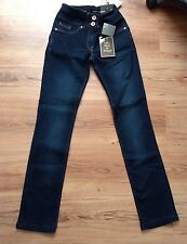 "BNWT "" Next "" Size 6 Petite Lift Slim & Shape Slim Blue Denim Jeans(34 EU)New"
