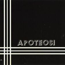 APOTEOSI - APOTEOSI - REISSUE LP BLACK VINYL NEW UNPLAYED BTF