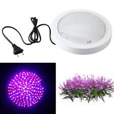 160 LED Runde Wachsen Licht Indoor Hydroponische Blume Pflanzenlampe 220V