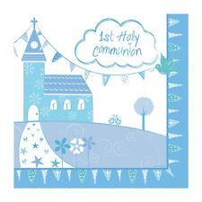 16 x 1st Holy Communion Celebration Napkins Communion Party Tableware Serviettes