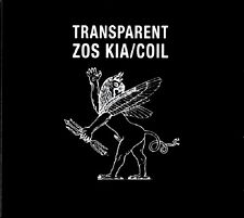 ZOS KIA / COIL Transparent - CD - Digipak (Throbbing Gristle) - Remastered 2017