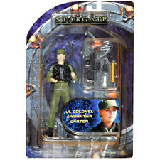 STARGATE SG1 UNIVERSE ATLANTIS SERIES 2 LT COLONEL SAMANTHA CARTER ACTION FIGURE