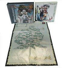 Brigandine: The Legend of Forsena PS1 (1999) USED COMPLETE