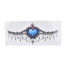 Temporary Tattoo Stickers Sexy Waterproof Chest Back Colorful Tattoo Sticker TO