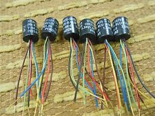 Pico-1625 Audio Transformers TF4RX13YY Quantity 6 NOS (DO-T25)