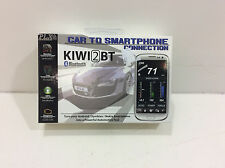 PLX Kiwi 2BT Car to Smartphone Connection Scan  Tool, ELM327 Compatible -NIB