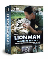 4 x The Lionman - Complete Series 2 - (3 DVD BOXSET) - BRAND NEW SEALED