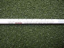 "BRAND NEW Uncut Matrix Ozik 6X3 WHITE TIE Regular Flex Shaft 46"" .335 tip"