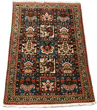 Orient / Perser Teppich Abadeh 90 x 58 Gartenmuster Alfombra Rug Tapis Tappeto