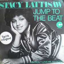"7"" 1980 KULT IN MINT- ! STACY LATTISAW Jump To The Beat"